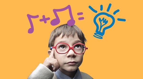 تاثیرات یادگیری موسیقی
