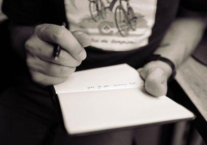 نوشتن ترانه